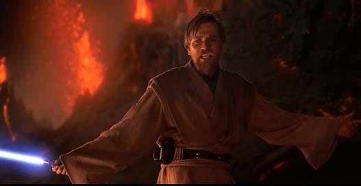 Obi-wan to Anakin: