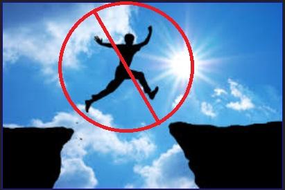 Rational Faith does not involve a leap of faith